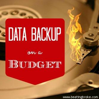 Data Backup Budget