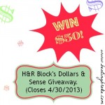 Personal Finance Education with H&R Block