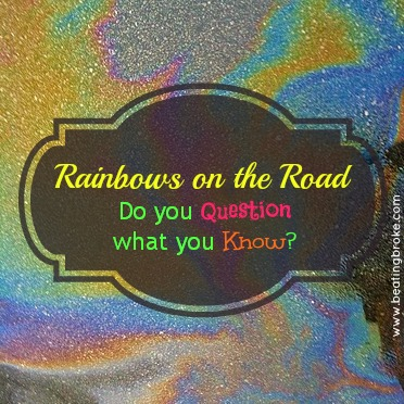 Rainbows on the Road