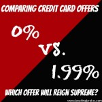 Compare Those Credit Card Offers