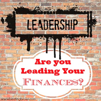 Leading Your Finances