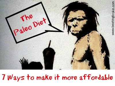 Making the Paleo Diet more affordable