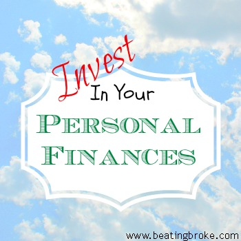Invest in your personal Finances