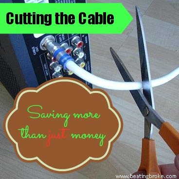 Cutting the Cable