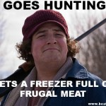 Stock the Freezer with Frugal Meat Through Hunting