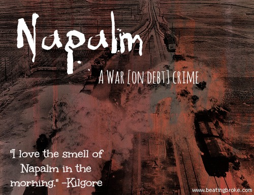 Napalm: War on debt Crime