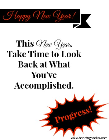 New Year Look Back
