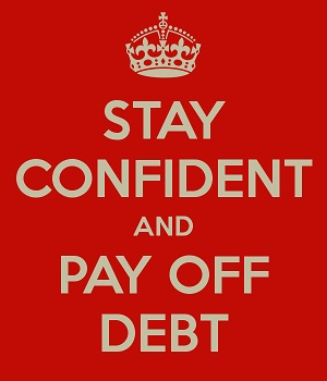 Stay Confident and Pay Off Debt