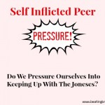Do We Inflict Peer Pressure On Ourselves?
