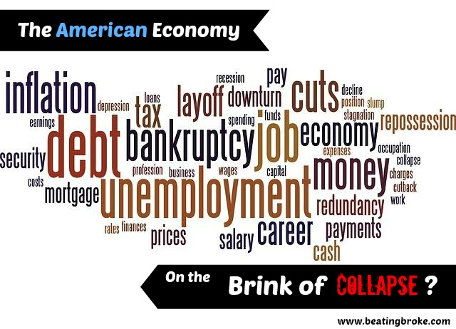 American Economy on the Brink of Collapse