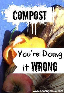 Compost Wrong