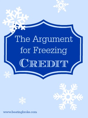 Freezing Credit