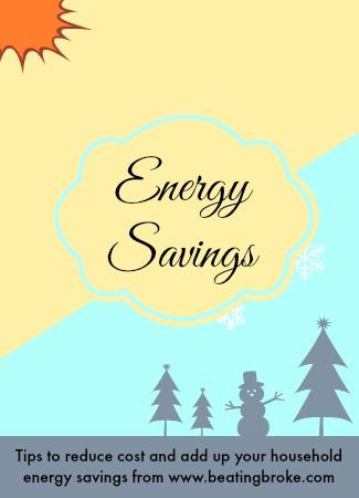 Add up Energy Savings