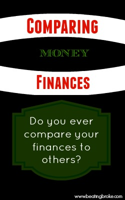 Comparing Finances