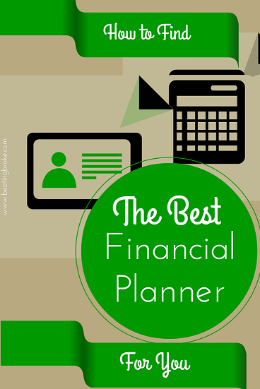Best financial planner