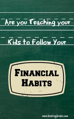 Teaching Financial Habits