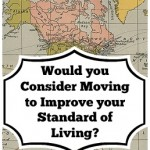 Would You Consider Moving to Improve Your Standard of Living?