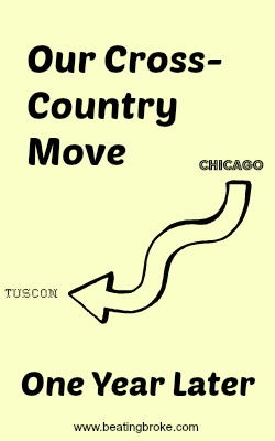 Cross Country Move
