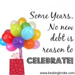 Some Years, No New Debt Is Reason To Celebrate