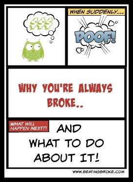 Why You're Always Broke
