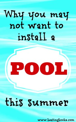 install a pool this summer