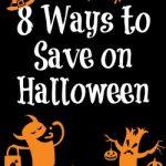 8 Ways to Save on Halloween