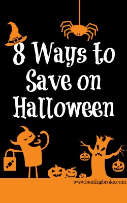8 Tips to save on halloween