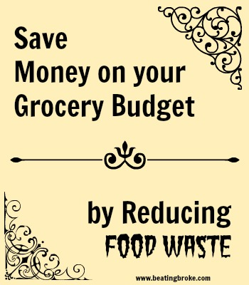 Save Money by Reducing Waste