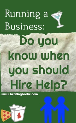 When Should You Hire Help?