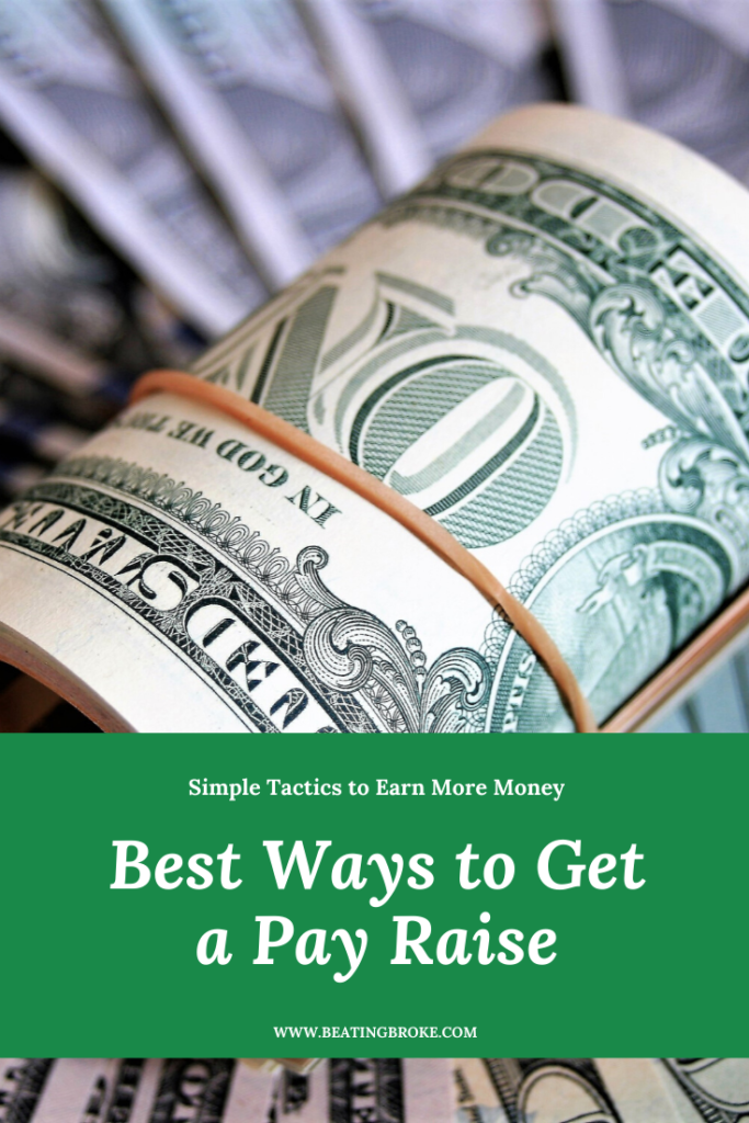 Best Ways to Get a Pay Raise