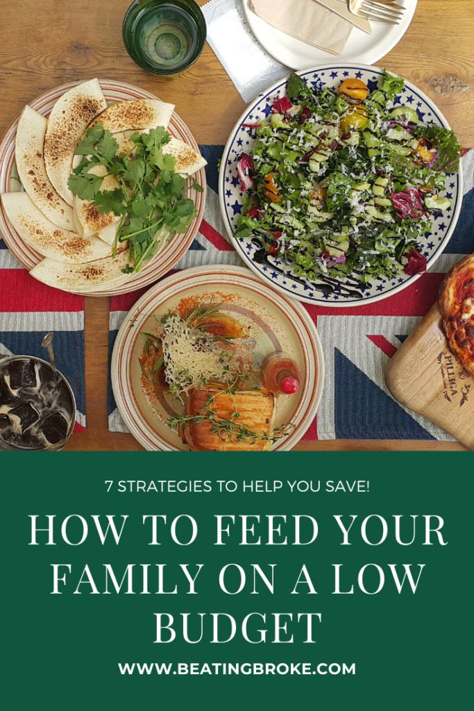 How to Feed Your Family on a Low Budget