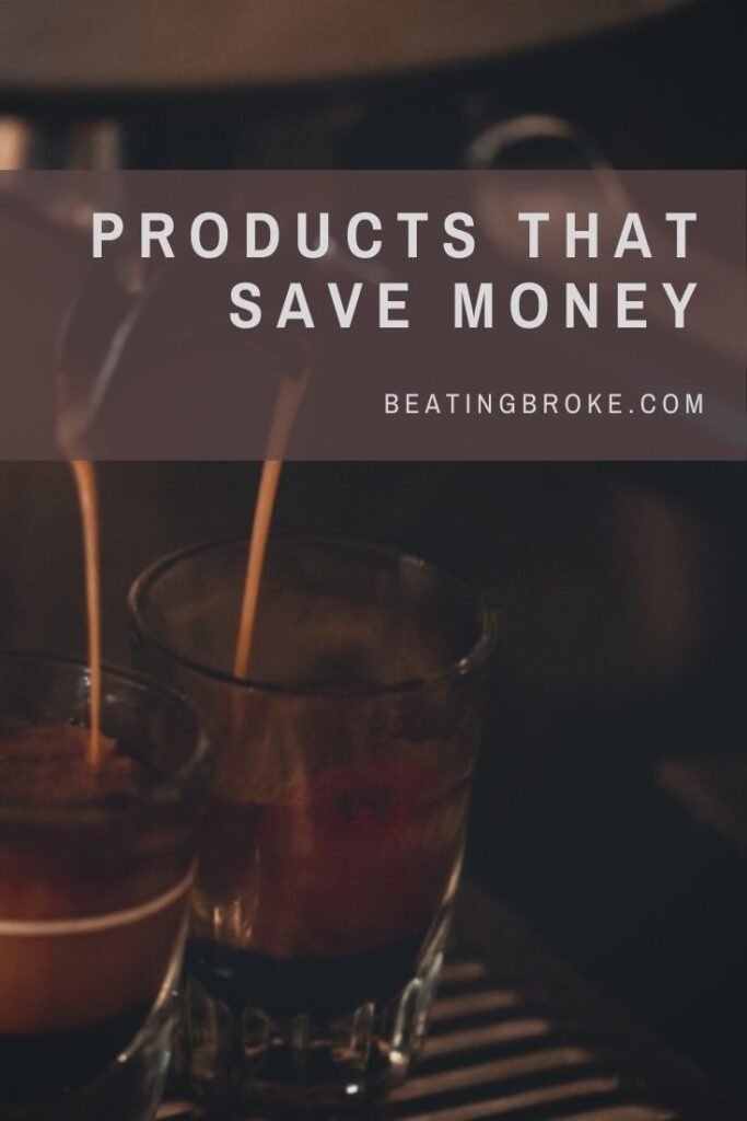 Products That Save Money